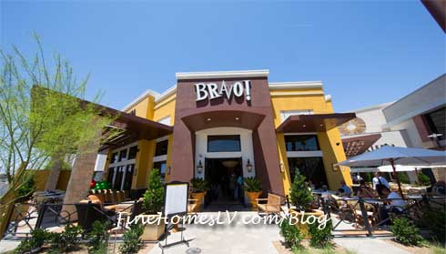 BRAVO Cucina Italiana Exterior Photo