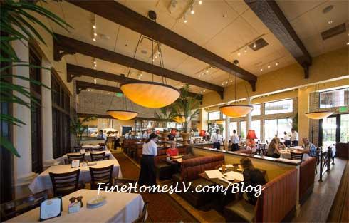 BRAVO Cucina Italiana Restaurant Interior