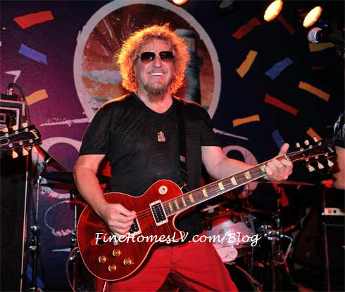 Sammy Hagar at Cabo Wabo Cantina