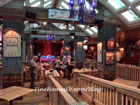 Crossroads Restaurant at HOB Las Vegas