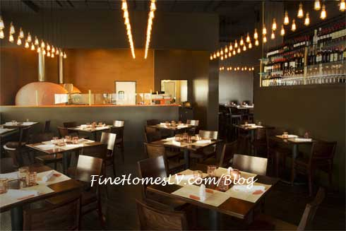Due Forni Dining Room