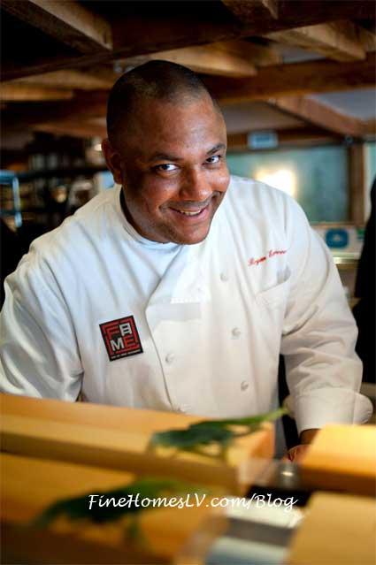 Exec Chef Bryan Emporer