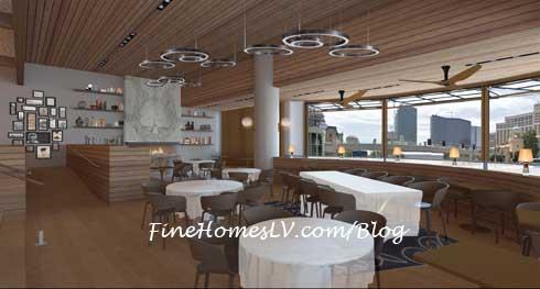 GIADA Las Vegas Dining Room