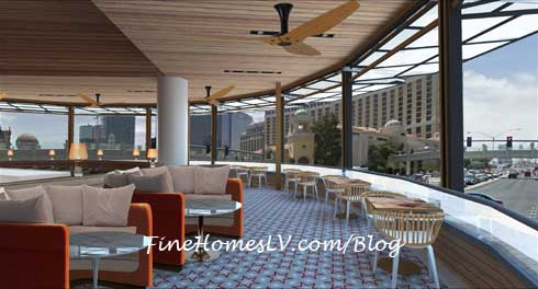 GIADA Terrace at The Cromwell Las Vegas