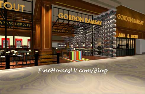 Gordon Ramsay Pub and Grill at Caesars Palace Las Vegas