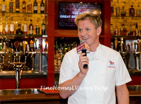 Gordon Ramsay at Gordon Ramsay Pub and Grill