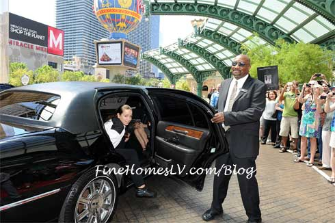 Christina Wilson at Paris Las Vegas