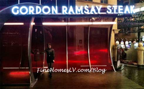 Gordon Ramsay Steak Restaurant