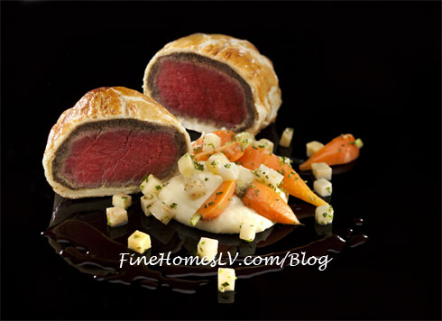 Gordon Ramsay Steak Beaf Wellington