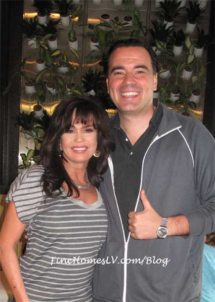 Marie Osmond and Jeff Kovatch
