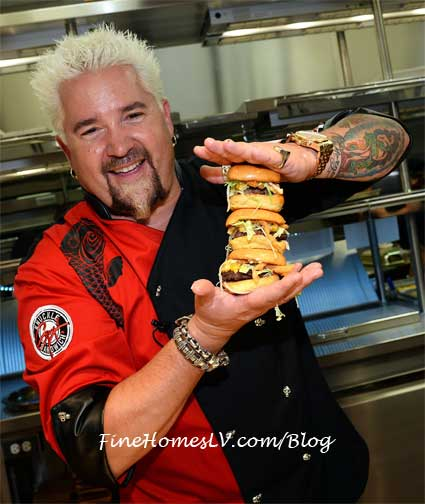 Fans Welcome Guy Fieri As He Makes Official The Quad Las