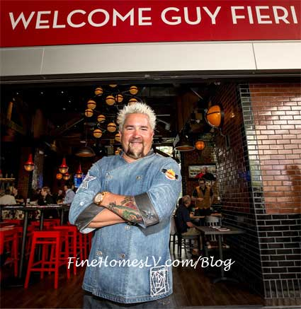 Guy Fieri In Las Vegas