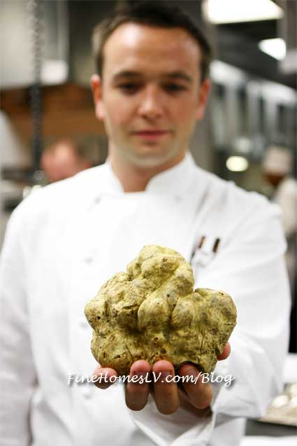 Guy Savoy 1.16 lb White Truffle