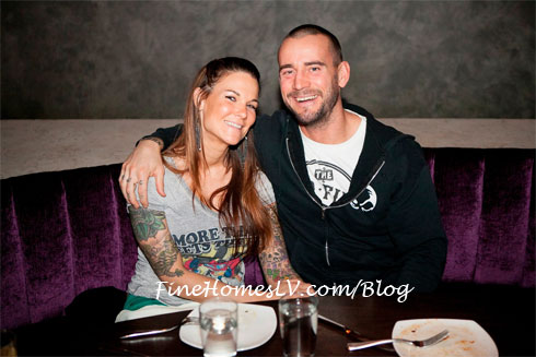 CM Punk at HERAEA