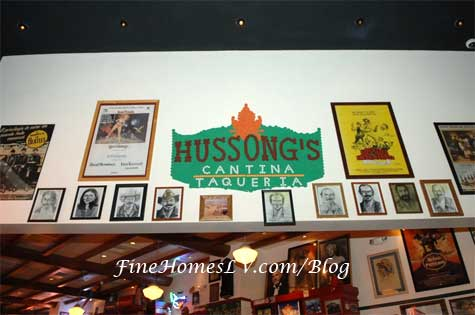 Hussong's Cantina Wall of Fame