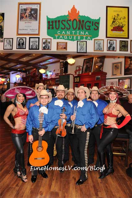 Hussong's Cantina Mariachi Band