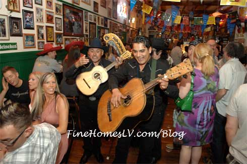 Rock n Roll Mariachis at Hussongs Cantina Las Vegas