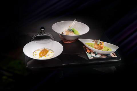 4th Service At Joel Robuchon Restaurant