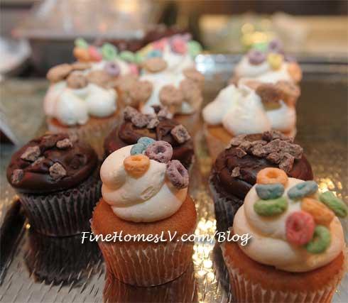 KGB Kerry's Gourmet Burgers Cupcakes