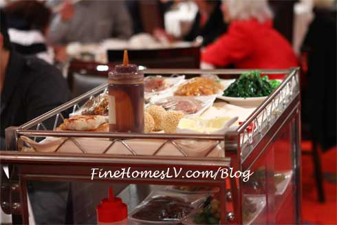 KJ Kitchen Dim Sum Cart