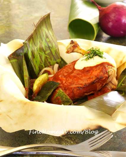 La Comida Pollo al Horno