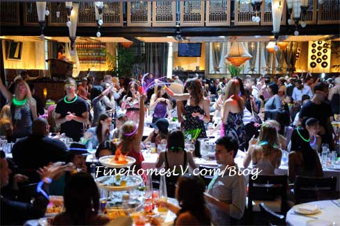 LAVO Brunch Las Vegas