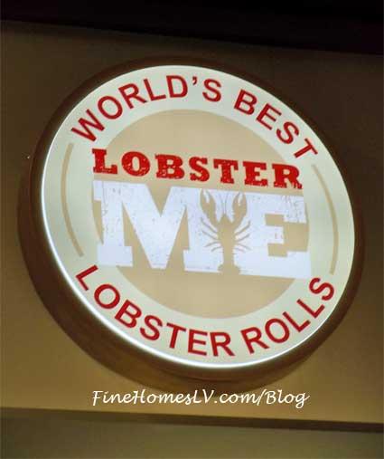 Lobster ME Signage