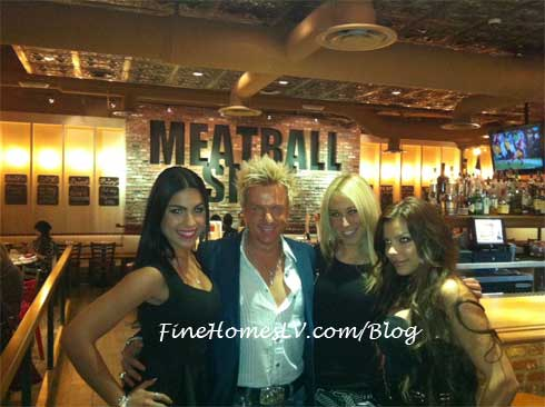 Christina Amato, Chris Phillips, Lydia Ansel and Nieve Malandra