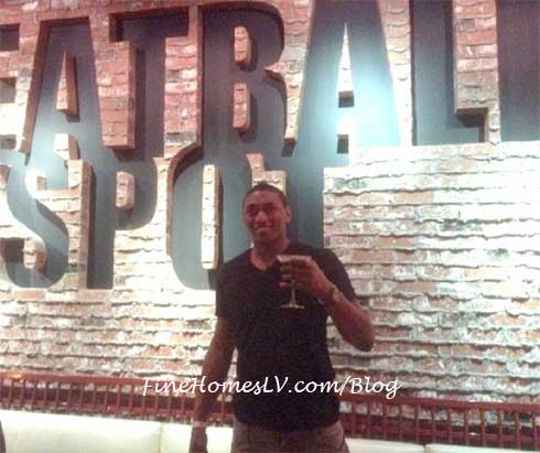 Metta World Peace at Meatball Spot