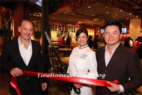 Tom Recine, Carla Pellegrino and Jesse Shen