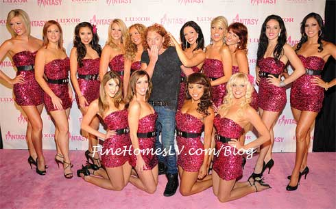 Carrot Top and Fantasy Ladies