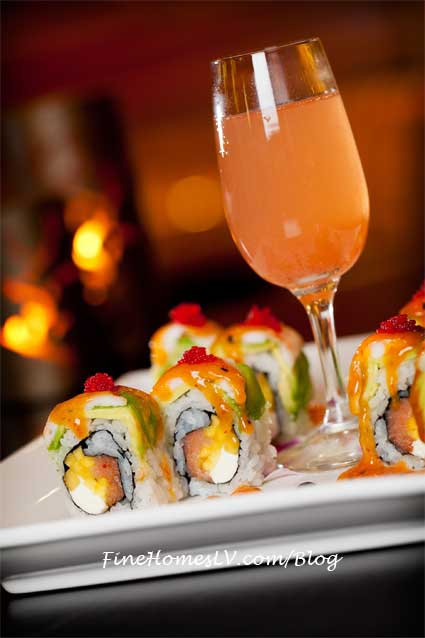 Roll In The New Year Sushi