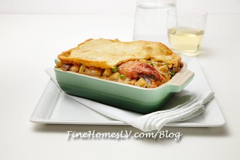 Roy's Restaurant Lobster Pie
