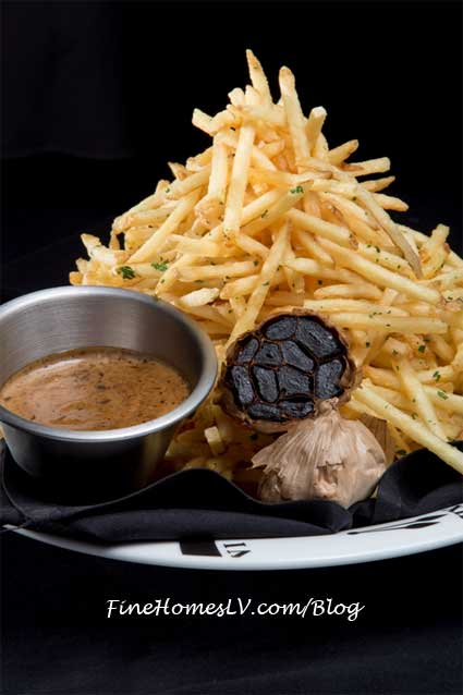 Black Fryday Fries and Aioli