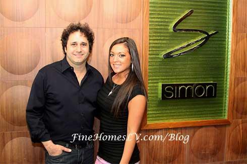 George Maloof and Sammi Giancola