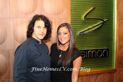 Kerry Simon and Sammi Giancola