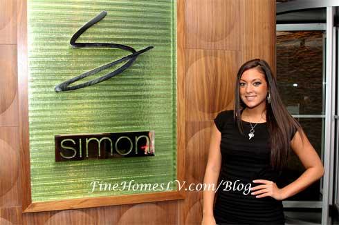 Sammi Giancola at Simon Restaurant
