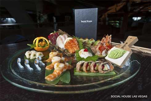 Social House Sushi