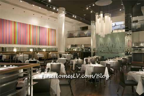 Spago Las Vegas Dining Room