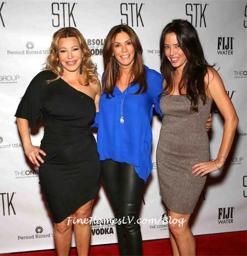 Taylor Dane, Celeste Fierro and Jaimyse Haft