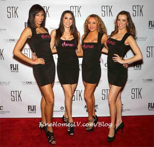 Lorena Peril at STK Las Vegas