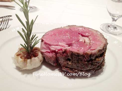 Strip House Steakhouse Roast Prime Rib