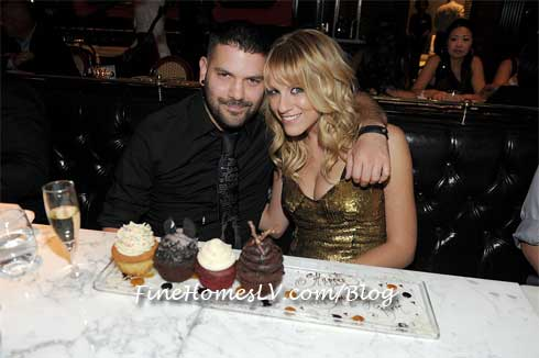Brit Morgan and Guillermo Diaz
