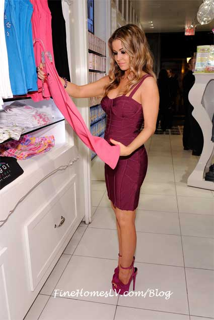 Carmen Electra at Sugar Factory