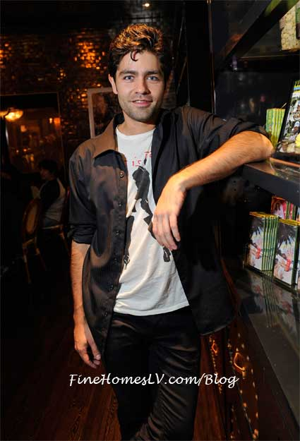 Adrian Grenier at Sugar Factory