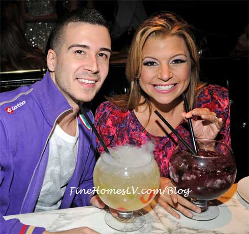 Vinny Guadagnino and Dana Wilkey