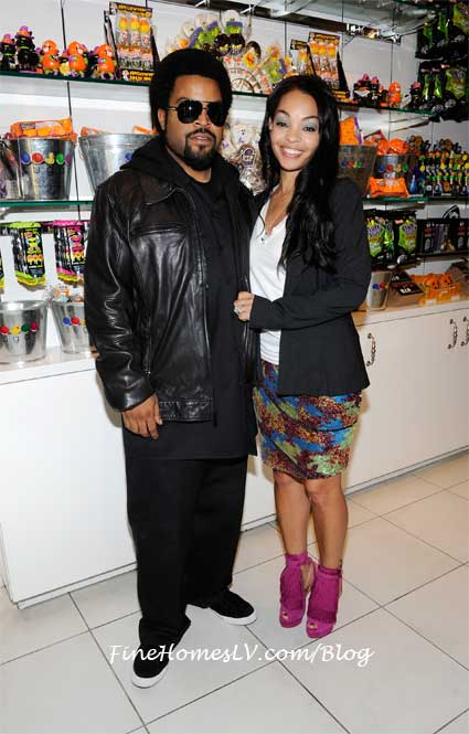 Ice Cube at Sugar Factory