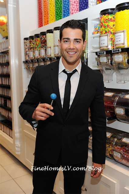 Jesse Metcalfe with Couture Pop