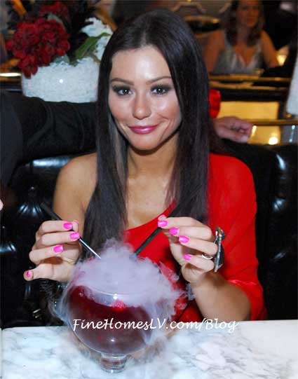 JWOWW With Berry Bliss Goblet