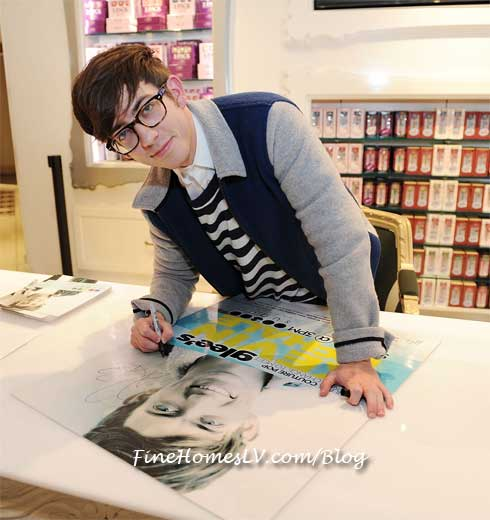 Kevin McHale at Sugar Factory